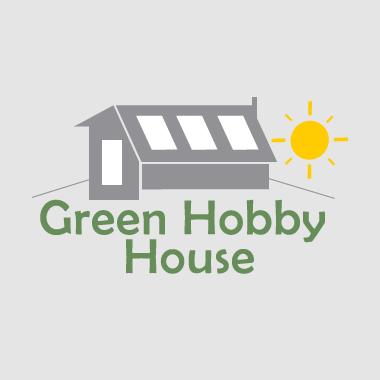 Green Hobby House logo