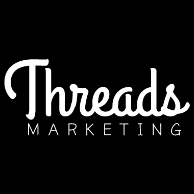 Threads Marketing logo