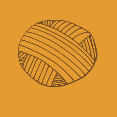 The Brown Stitch logo